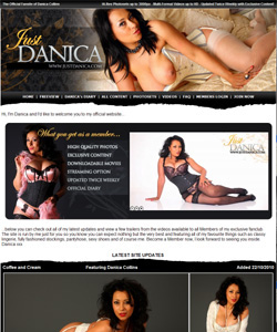 Danica Collins Official Website